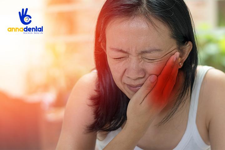1. Chấm dứt cơn đau nhức răng dai dẳng